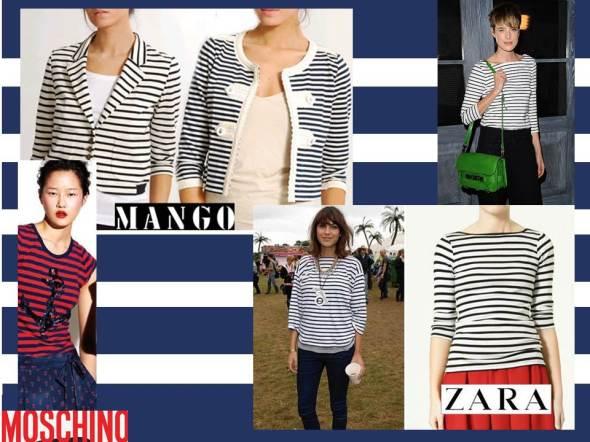 my style bcn estilo navy zara mango moschino