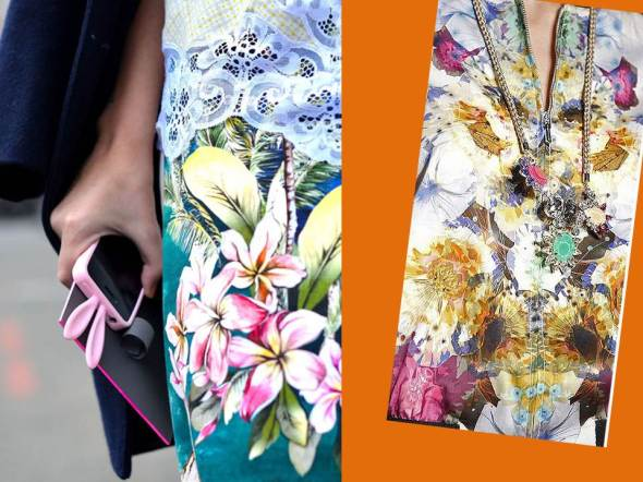 my style bcn print tropical v