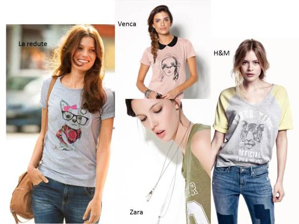 my style bcn T-Shirt con diversion