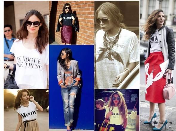 my style bcn T-Shirt fashion