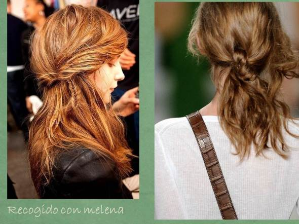 my style bcn  hair 5 con melena suelta