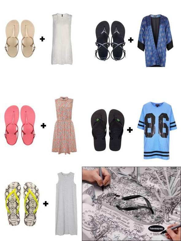 my style bcn havaianas sandalias