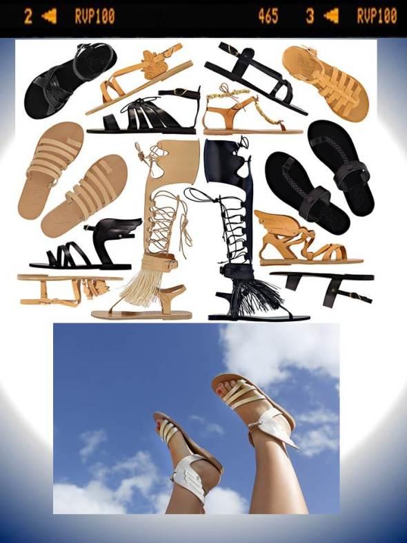 my style bcn sandalias grecoromas y voladoras