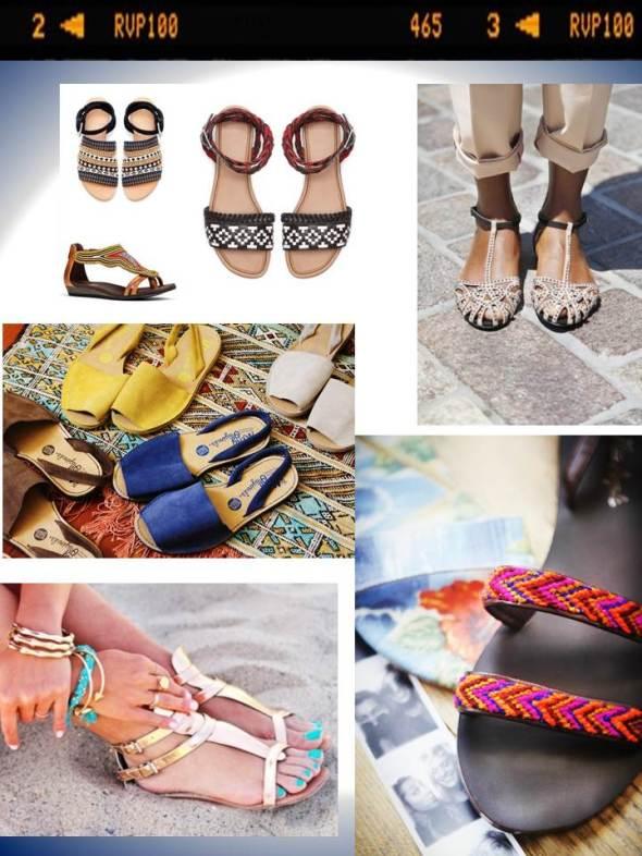 my style bcn sandalias mix