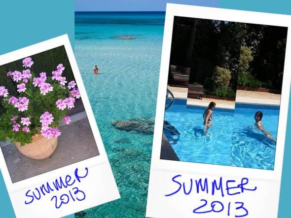 MY STYLE BCN SUMMER 2013piscina