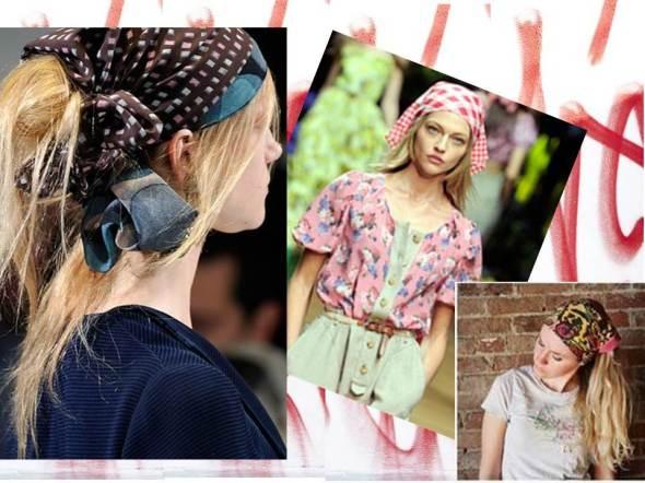 my style bcn campesina cintas y turbante pelo