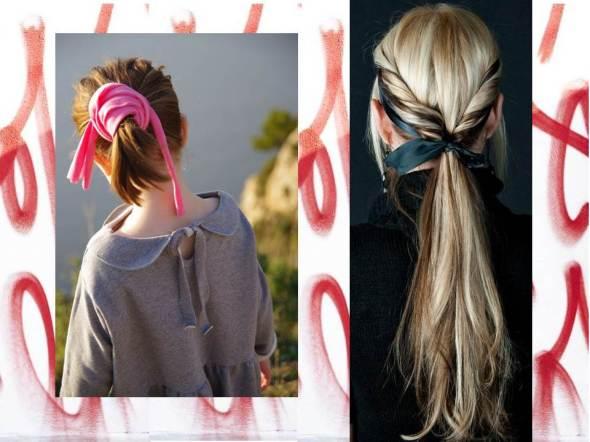 my style bcn cintas y turbante pelo cola de caballo