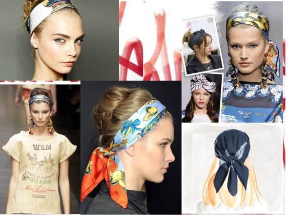 my style bcn cintas y turbante pelo pasarela