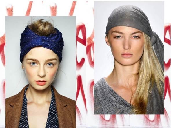 My style bcn estilo zingara cintas y turbante pelo