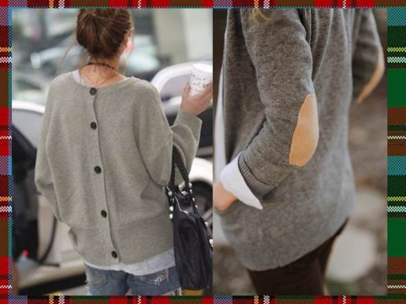 MY STYLE BCN College Style 11 coderas gris