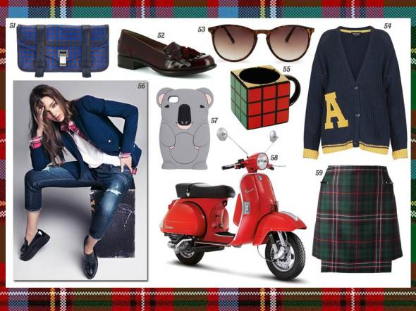 MY STYLE BCN College Style 4 S moda