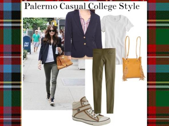 MY STYLE BCN College Style 8 palermo