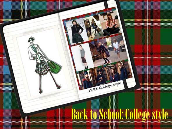 MY STYLE BCN College Style1