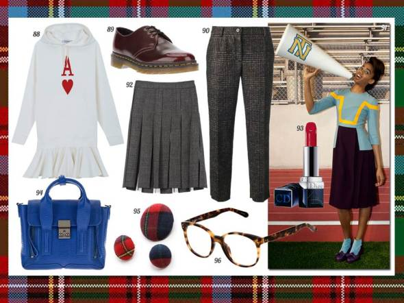 MY STYLE BCN College Style5 S moda