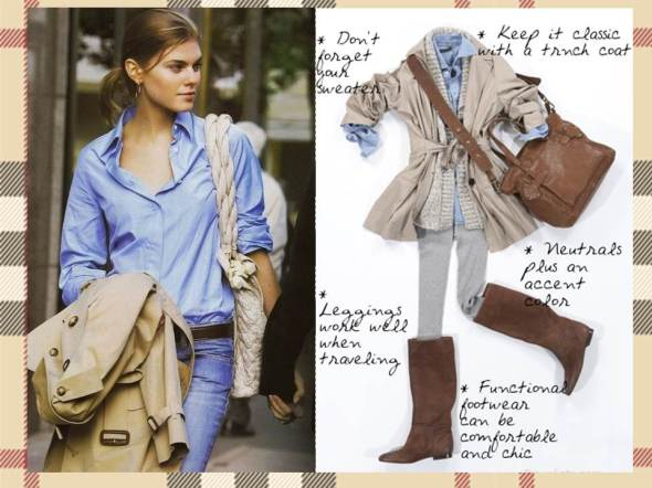 MY STYLE BCN trench casual 2