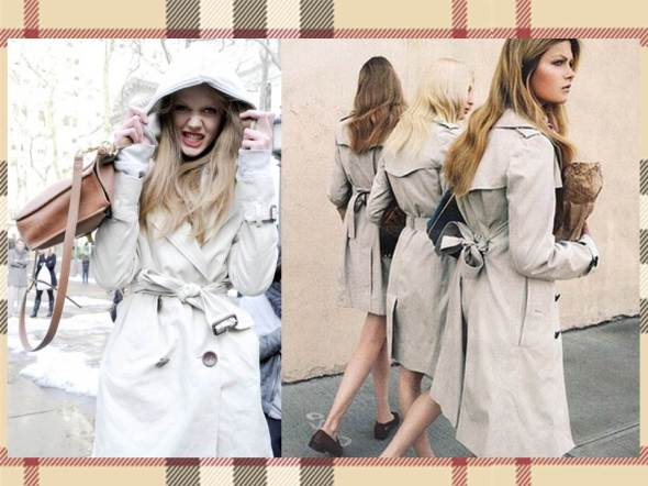 My style BCN trench  clasic 2