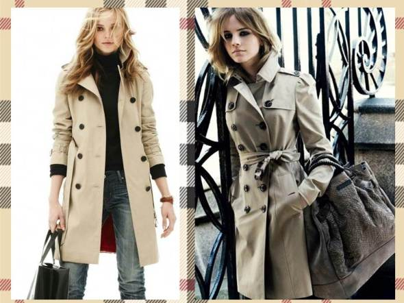 My style BCN trench  clasic