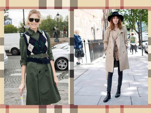 MY STYLE BCN trench con chaleco