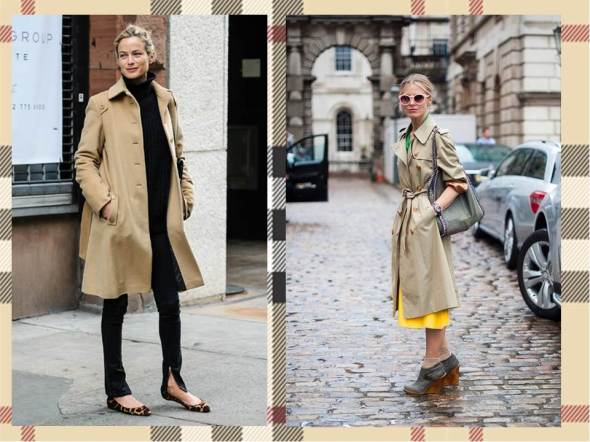 MY STYLE BCN trench largo