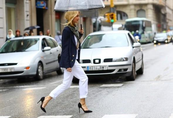 LLU paraguas seta
