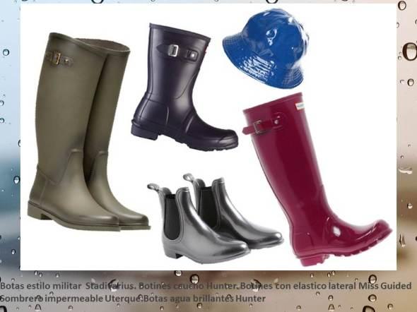 MY STYLE BCN botas lluvia