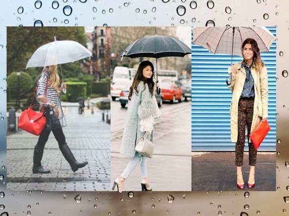 my style bcn paraguas cantando bajo la lluvia