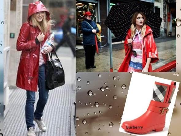 my style bcn rojo buerberry
