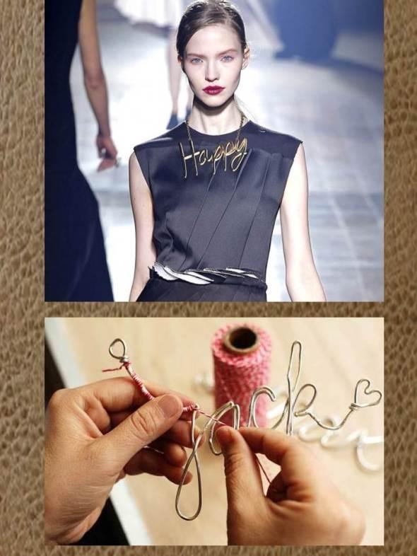 My style bcn DYI accesorios nombre XXL