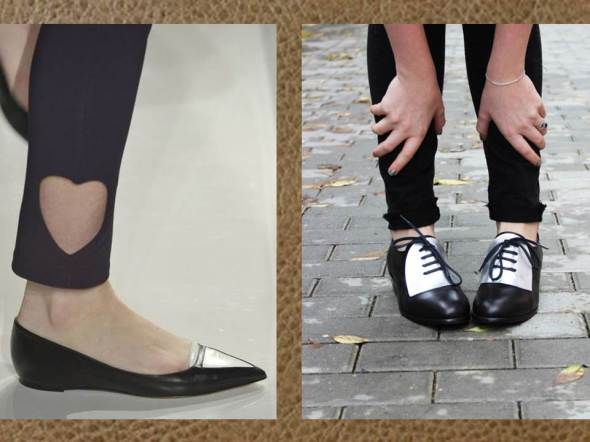 My style bcn DYI accesorios zapato placa y pantalon corazon