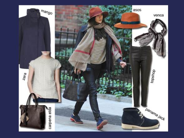my style bcn sombrero outfit