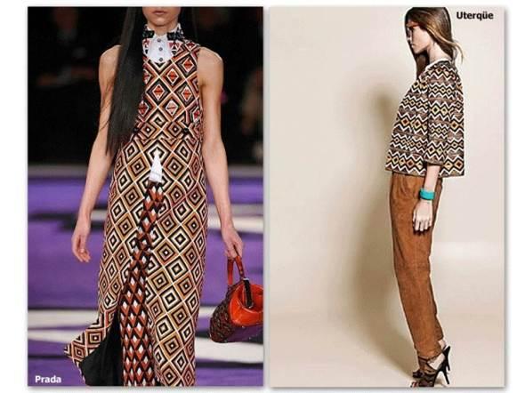 My Style Bcn estampado geometrico pequeño 11